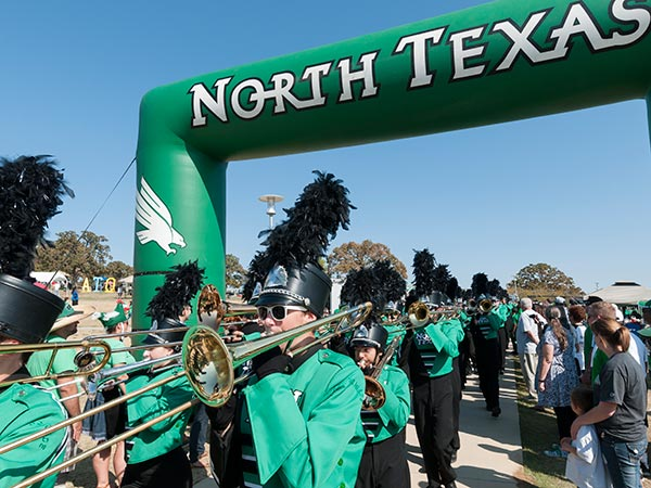 Mean Green March